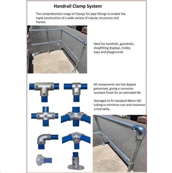 Handrail Clamp