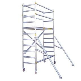 Aluminium Folding Min Tower 1