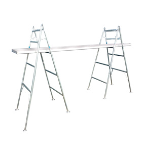 Steel Trestles Alu Planks 1